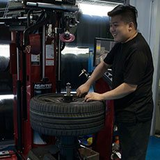 Tyre Fitting and Balancing